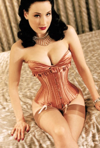 I'm much more comfortable being sodomized by a Dita. No Idea why.